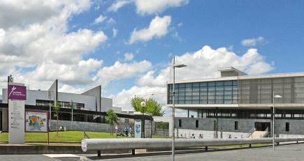 Université de Cergy-Pontoise - site des Chênes
