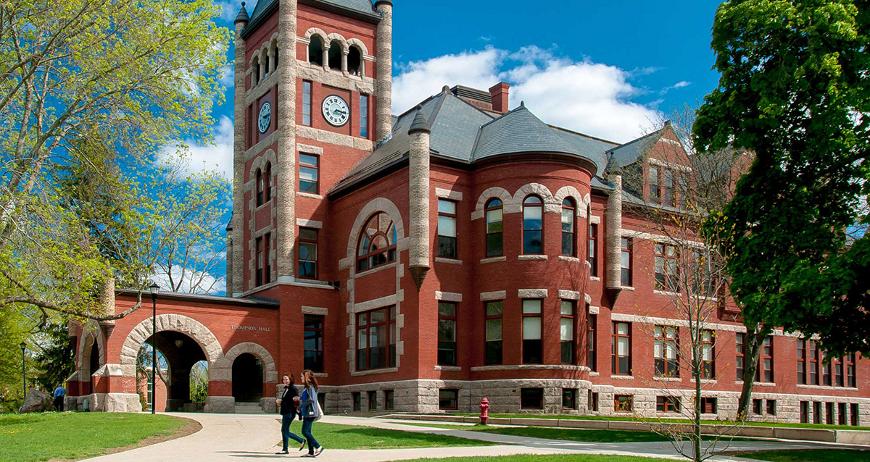 University of New Hampshire - Profile, Rankings and Data