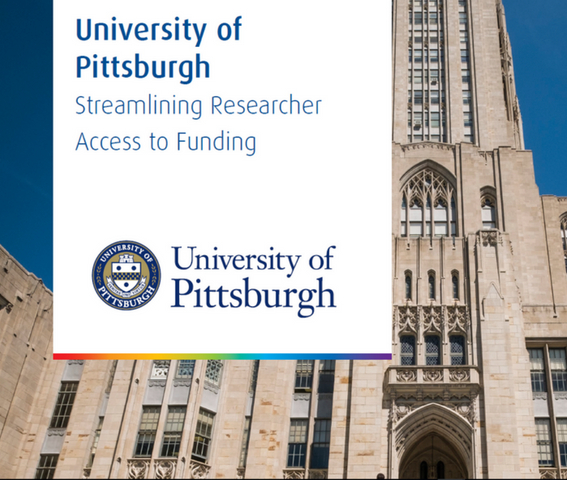 University of Pittsburgh Pivot testimonial