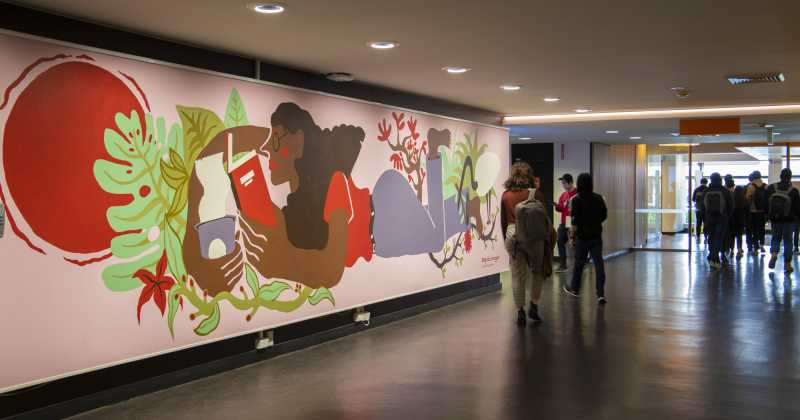Alma Login submission - UNSW Library Mural - Lydia Morgan