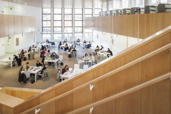 Alma login submision - Universidad Carlos III de Madrid