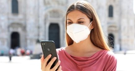Contact Tracing at Universities- Complying with Health Regulations using a Mobile App