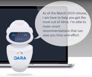 DARA library artificial intelligence