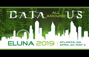 ELUNA 2019 logo
