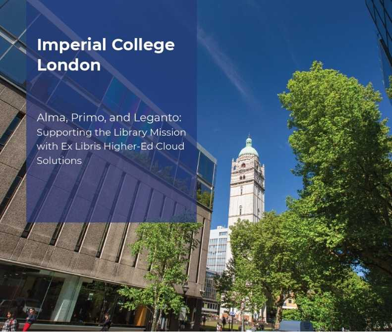 Imperial College London Portfolio Case Study image
