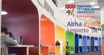 NTU Library Adopts Ex Libris Alma Primo bX Leganto
