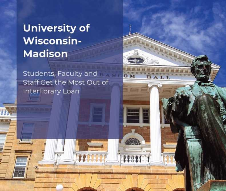 RapidILL at University of Wisconsin-Madison