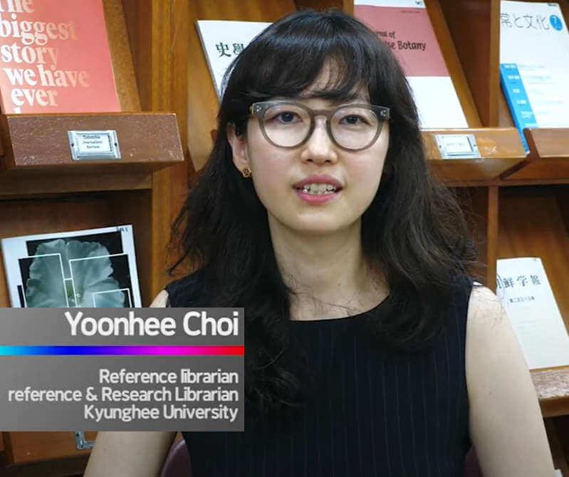 RefWorks at Kyung Hee University - Yoonhee Choi