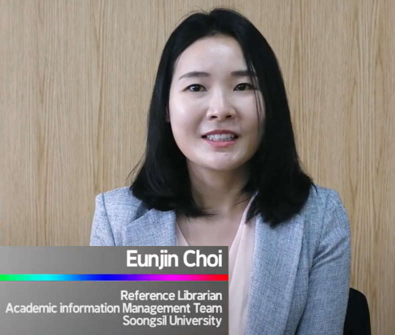 RefWorks at Soongsil University - Eunjin Choi