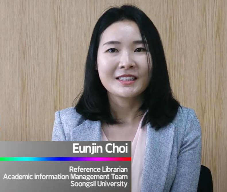 RefWorks at Soongsil University - Eunjin Choi
