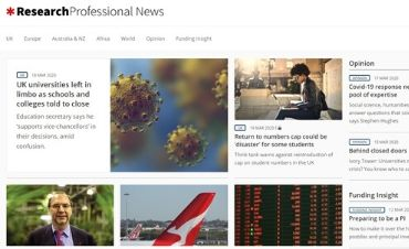 Research Professional News