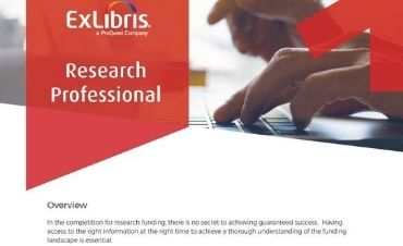 Research Professional brochure