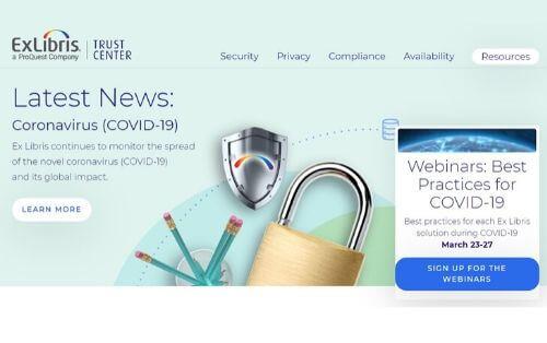 Trust Center - COVID-19