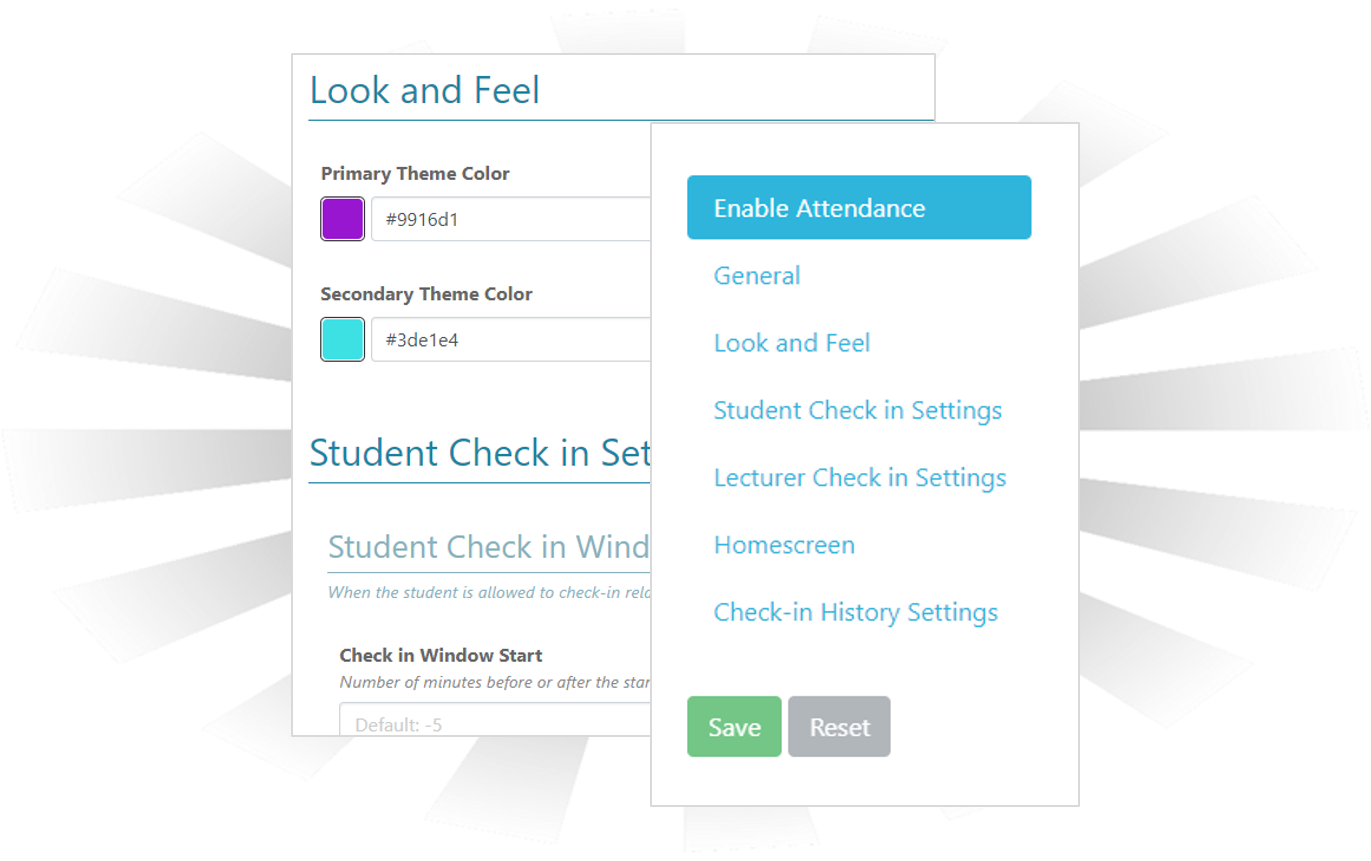 campusM Attendance - Easy to deploy and manage